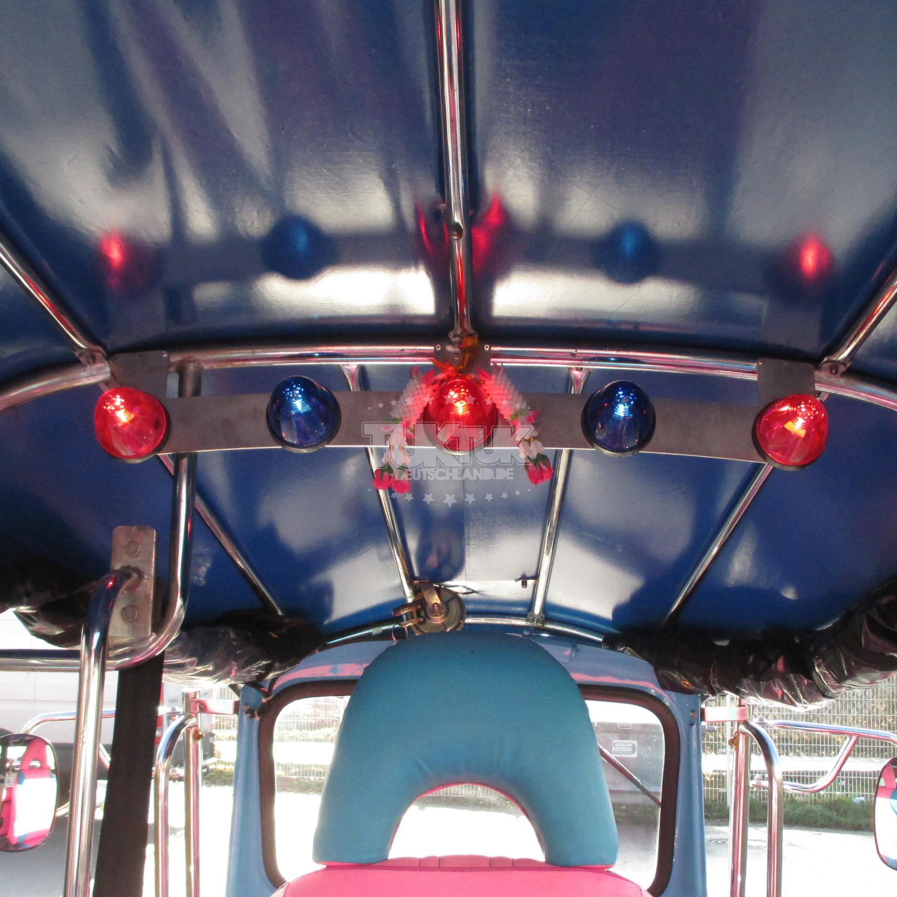 tuktuk innenbeleuchtung tuktuk deutschland. Black Bedroom Furniture Sets. Home Design Ideas