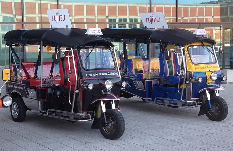 tuktuk mieten branding 2 tuktuk deutschland. Black Bedroom Furniture Sets. Home Design Ideas